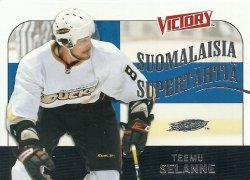 2009/10 Upper Deck Victory Finnish Suomalaisia Supertahtia Selanne