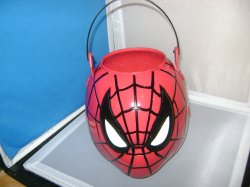 SPIDERMAN TRICK OR TREAT BOWL