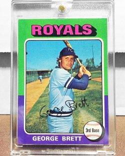 1975 Topps  George Brett