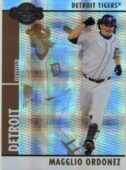 2008 Topps Co-Signers (Gold) Magglio Ordonez