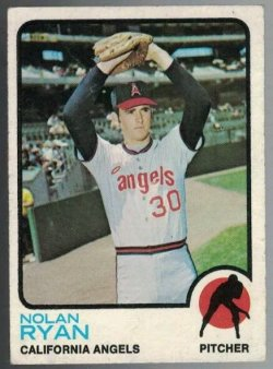 1973 Topps  Nolan Ryan