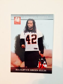 2012 Panini Elite BenJarvis Green-Ellis