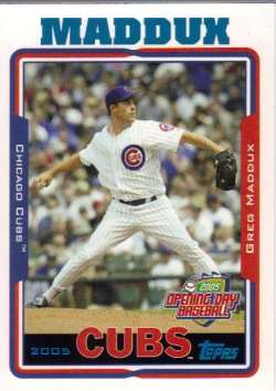 2005 Topps Opening Day