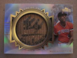2014 Topps Tribute Willie McCovey