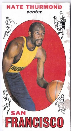1969-70 Topps  Nate Thurmond RC