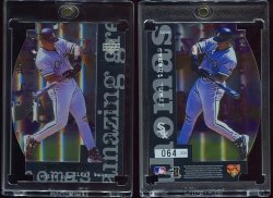 1998  Upper Deck Amazing Greats Die Cut Frank Thomas