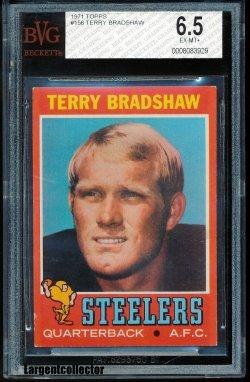 1971 Topps  Terry Bradshaw
