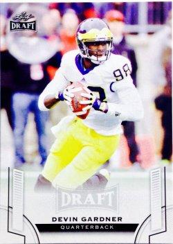 2015 Leaf Draft Devin Gardner