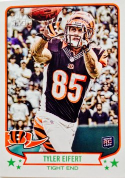2013 Topps Magic Tyler Eifert