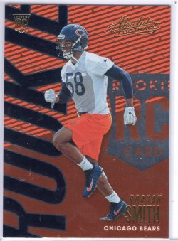 2018 Panini Absolute Roquan Smith Rookies RC