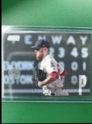 2018 Topps Stadium Club Craig Kimbrel Members Only