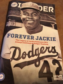 2017  LA Dodgers  INSIDER              April 14-19  Dodger Stadium               JACKIE ROBINSON