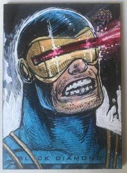 Marvel: Black Diamond BRAD VOTH (CYCLOPS)