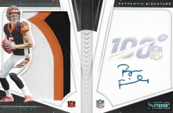 Ryan Finley 2019 Panini National Rookie Patch Autograph Platinum 09 of 49