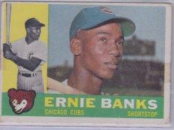 1960 Topps  Ernie Banks
