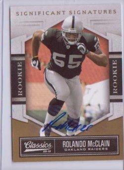 2010 Panini Classics Rolando McClain