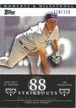 2007 Topps Moments and Milestones 13-88