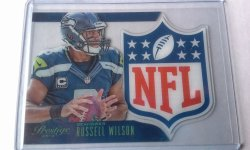 2014 Panini Prestige NFL Russell Wilson