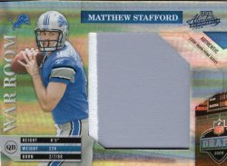 2009 Playoff Absolute-War Room Matthew Stafford