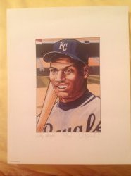 1990 Topps Craig Pursley Hobby Sample Artwork Bo Jackson