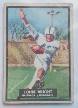 1951 Topps Magic Johnny Bright