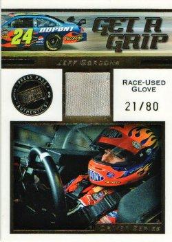 2008 Press Pass VIP Jeff Gordon