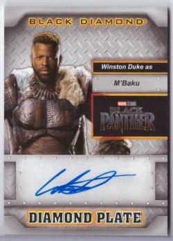 Marvel: Black Diamond WINSTON DUKE (MBAKU)