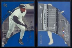 2002  EX Essential Credentials Future Frank Thomas