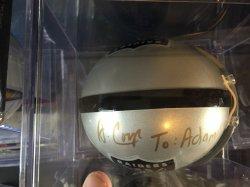 Amari Cooper Personalized Mini Helmet