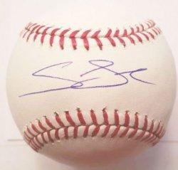 Miguel Sano Signed OML Baseball