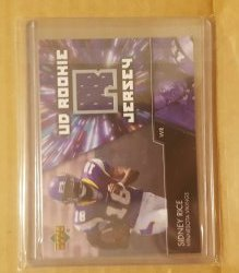 2007 Upper Deck  Sidney Rice