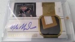 2012 Panini Dominion Mike Modano Peerless Patches 18/40
