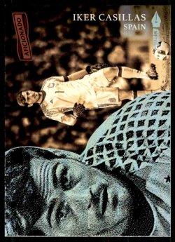2016-17 Panini Aficionado Iker Casillas