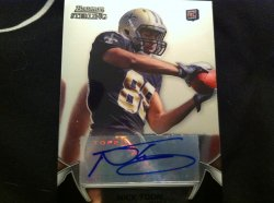 2012 Topps Bowman Sterling Nick Toon