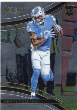 2017 Panini Select Kenny Golladay