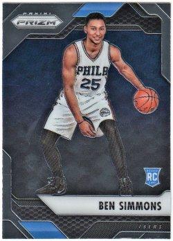 2016-17   Ben Simmons Prizm Base RC
