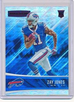 Zay Jones 2017 Rookies and Stars Longevity RC /70