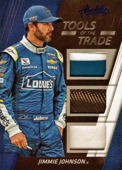 2017 Panini Absolute Racing Jimmie Johnson