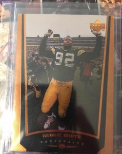 1998 Upper Deck Bronze Reggie White