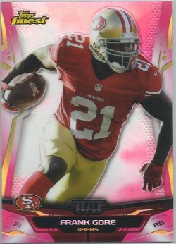 0830696ba3a Frank Gore, Active Rushing Leader - Blowout Cards Forums