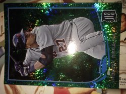 2013 Topps Series 1 Jhonny Peralta