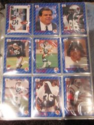 1991  AW Sports CFL Complete Set