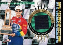 1997  Score Board Autographed Racing Jeff Gordon