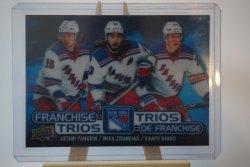 2020 Upper Deck Tim Hortons Franchise Trios T-13 - NYR