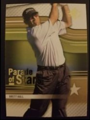 2012 Upper Deck SP Authentic Parade of Stars Brett Hull