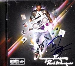 Lupe Fiasco Food & Liquor Album Cover IP Autograph
