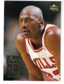 95-96   Images of 95 Michael Jordan