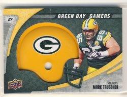 2009 Upper Deck Green Bay Gamers #9 Mark Tauscher