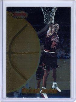 1997-98 Bowman Best Michael Jordan