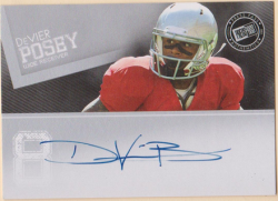 2012 Press Pass #PPS-DP Devier Posey
